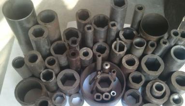 海勃湾异型钢管